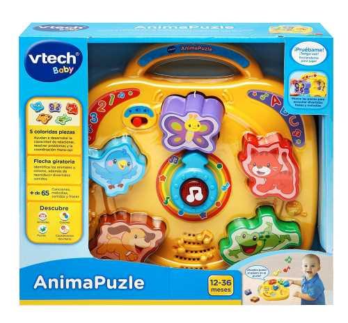 vtech baby puzzle bebe rompecabezas