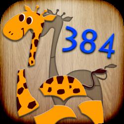 puzzle interacivo niños 384